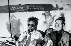 Cocksure sees 'Corporate_Sting' album released on vinyl and CD