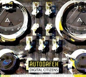 Autodafeh – Digital Citizens (CD Album – Scanner)