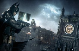 Trent Reznor (Nine Inch Nails) musical consultant to new Batman video game