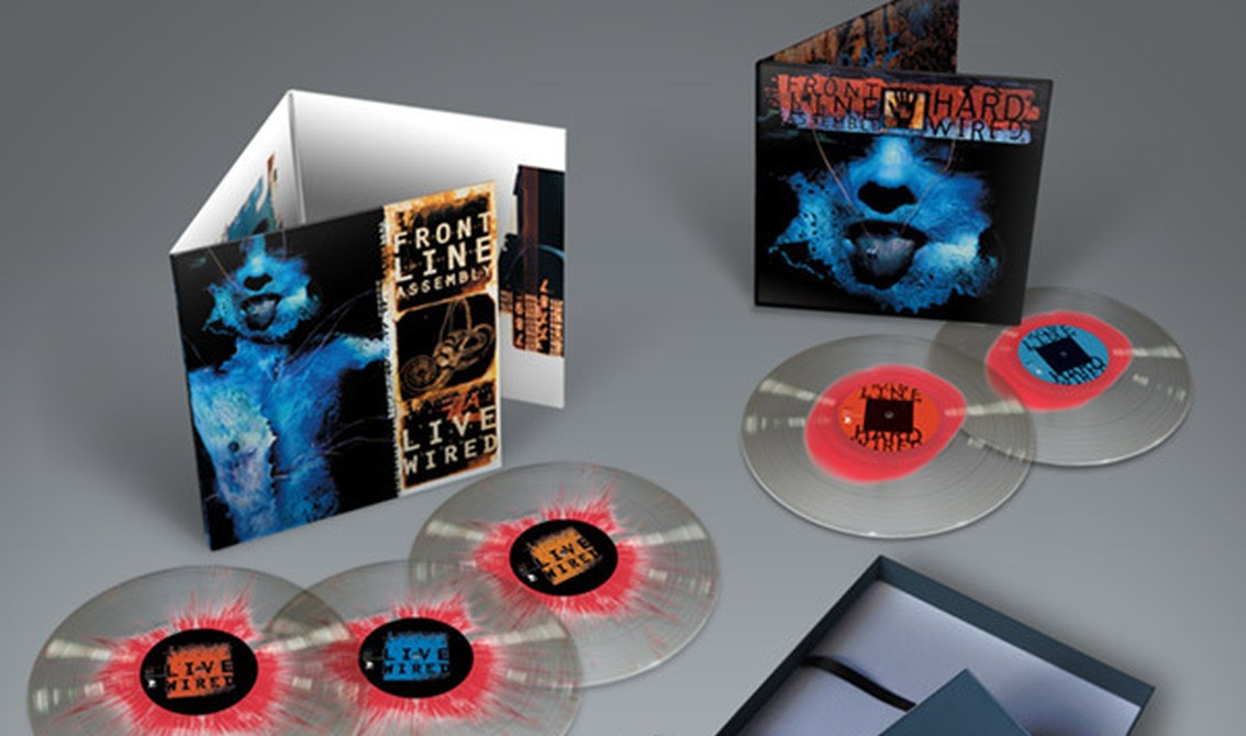 The Front Line Assembly 6LP boxset is almost sold out
