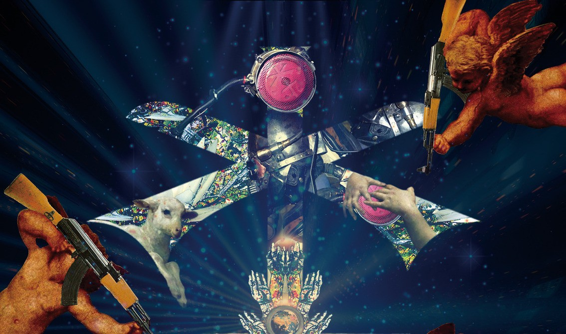 """Listen to the new Juno Reactor single """"Guillotine"""" (BLiSS Remix) from upcoming """"The Golden Sun...Remixed"""" album"""