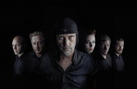 Watch new Laibach video for 'See that grave is kept clean'