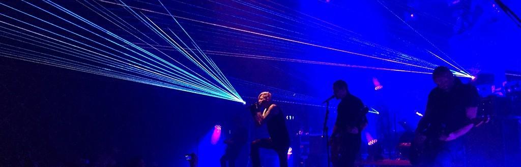 Seigmen, Live @ Sentrum Scene, April 10. 2015 (Heidi & Einar Låker)