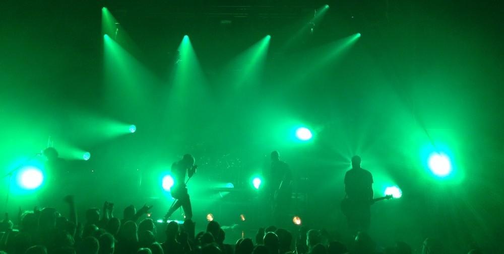 Seigmen, Live @ Sentrum Scene, April 10. 2015