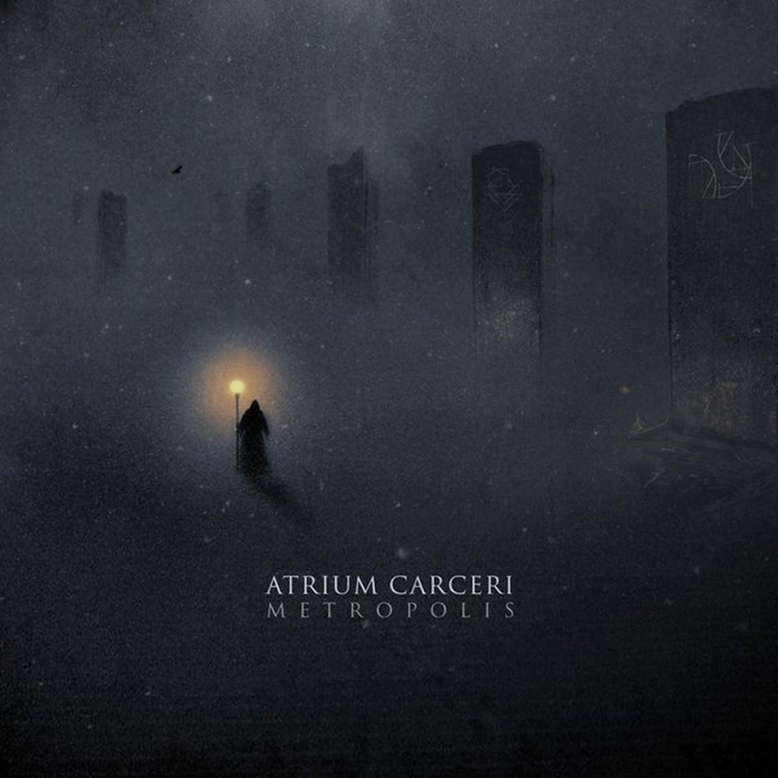 Atrium Carceri returns with 'Metropolis', the brother album to 2013's 'The Untold'