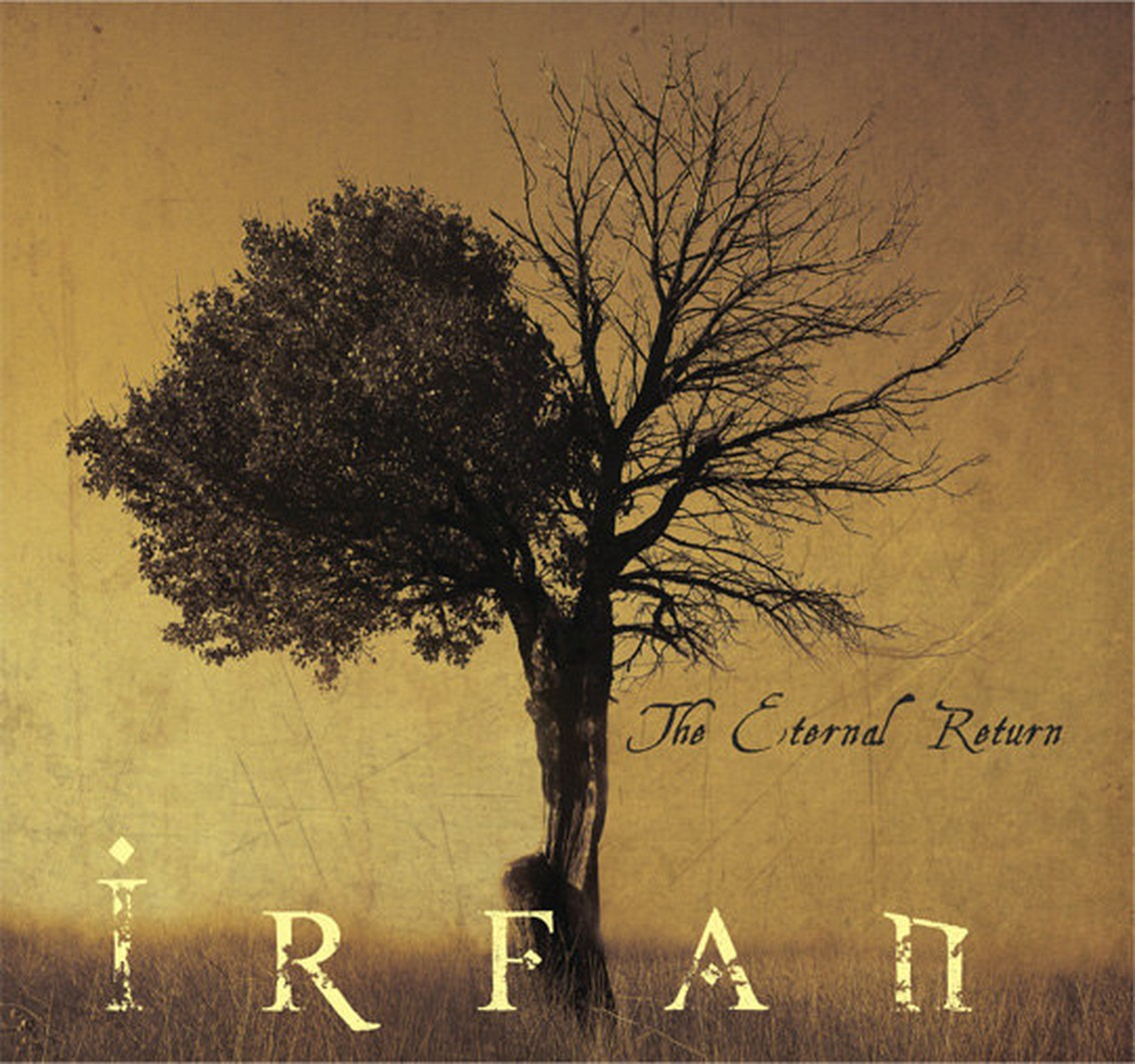 Irfan finally returns with new album 'The Eternal Return', 8 years after 'Seraphim'