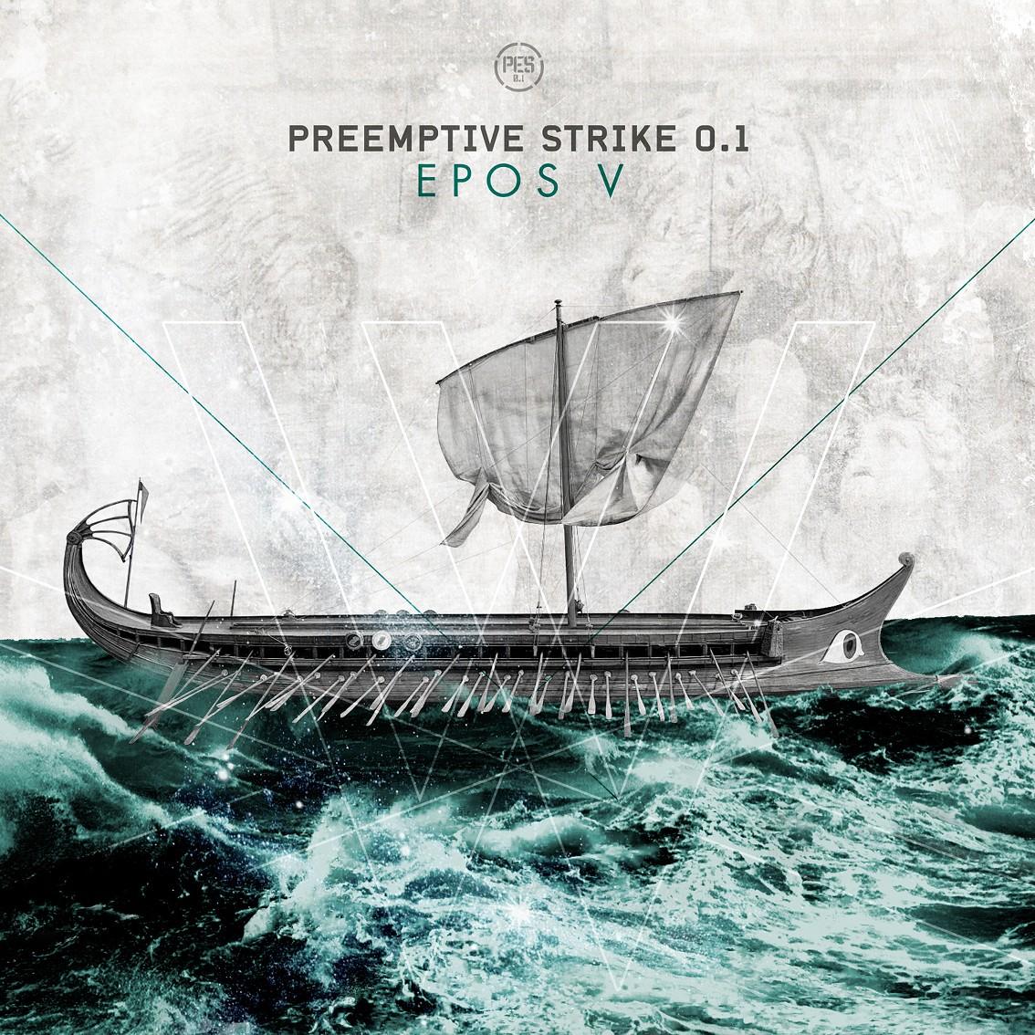 PreEmptive Strike 0.1 returns to electro roots on 'Epos V'