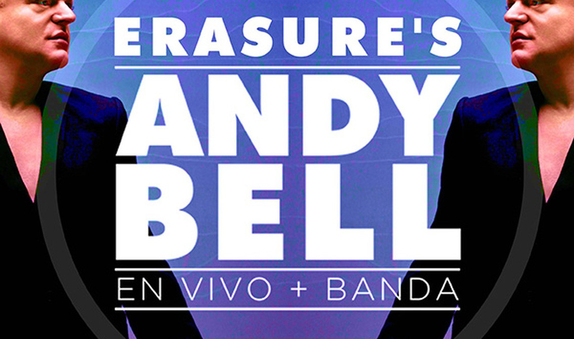 Erasure's Andy Bell goes on South American solo tour in August