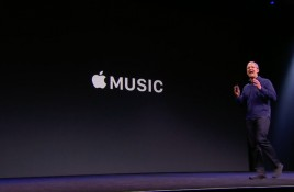 Apple's streaming music service Apple Music launches at the end of June for $9.99/month