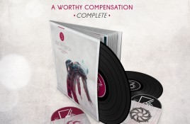 Beborn Beton finally returns with 'A Worthy Compensation' on vinyl and CD