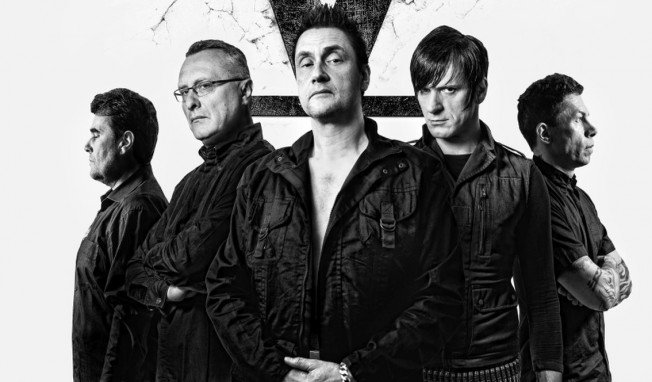 Die Krupps announce new 'V - Metal Machine Music' album + tour dates