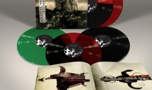 Front Line Assembly's'Epitaph' album re-released on vinyl in various packages - order now!