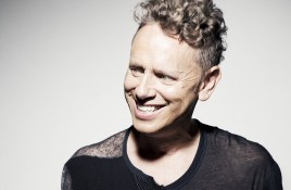 Depeche Mode songwriter Martin Gore sees 'Europa Hymn' remixed by Andy Stott - listen here!