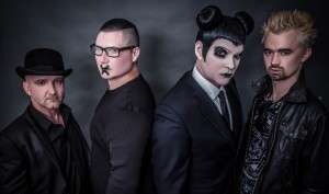 Massive Ego debut with'I idolize you' EP - watch the video