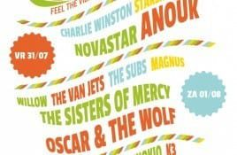 Side-Line presents: Suikerrock Festival 2015 with The Sisters Of Mercy