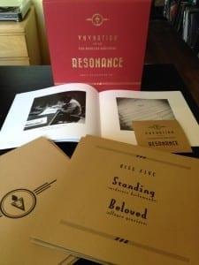 60 more VNV Nation 6 x vinyl/CD'Resonance' boxsets available - order now