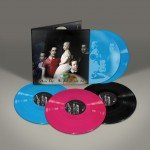 Cevin Key's 'The Ghost of Each Room' available in a 3x 2LP vinyl package