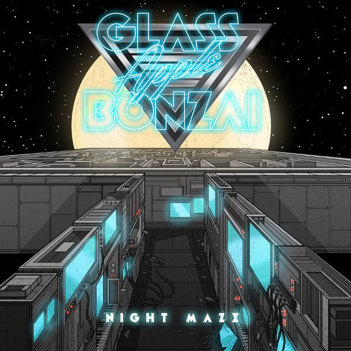 Glass Apple Bonzai sees limited run new album 'Night Maze' released, all hand numbered