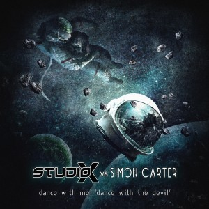 Studio-X vs. Simon Carter announce new album with'Dance With Me (Dance With The Devil)' EP