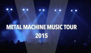 Watch Die Krupps' official'V – Metal Machine Music' tour trailer featuring new track'Battle Extreme'