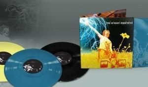 'Nirvana boy' Spencer Elden etched on vinyl by Cevin Key (Skinny Puppy)