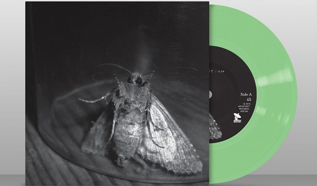Psyche collaborates with Belgian act Luminance on 'Left Out / Passenger Seat' 7 inch vinyl single - order now!