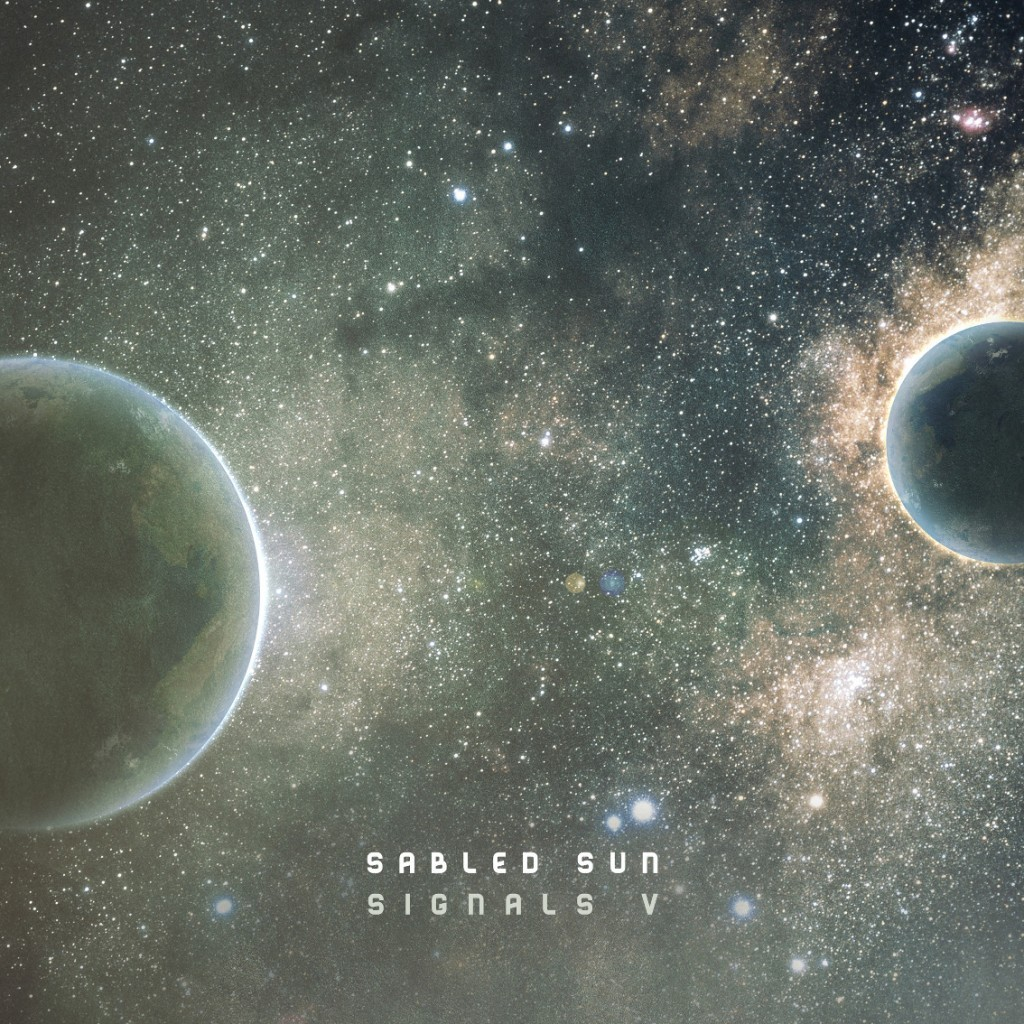 5th album in the'Sabled Sun's Signals' series,'Signals V', expected in early August on Cryo Chamber