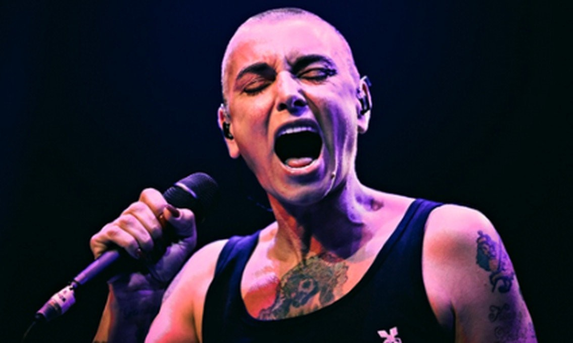 Sinead O'Connor releases new free download single'The Foggy Dew'