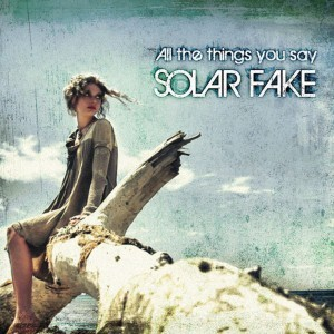 Solar Fake return with limited'All the Things You say' EP