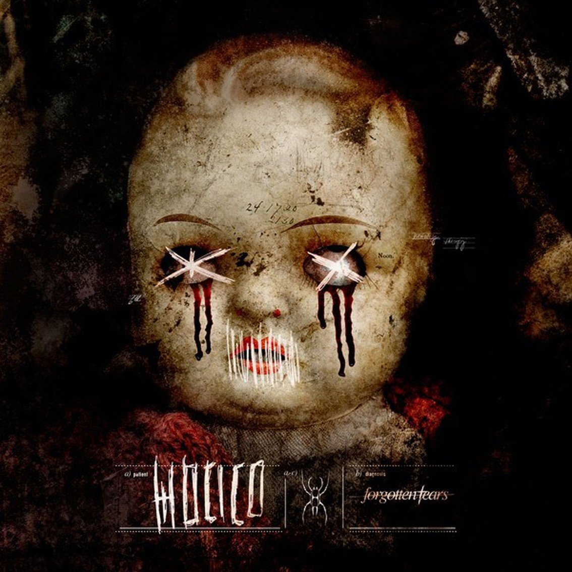 Hocico finally to release 'Forgotten Tears' as a standalone single