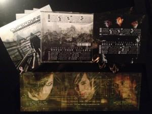 2CD reissue and digital remix album for Cyferdyne