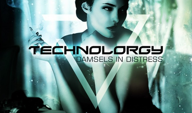 2nd single for Technolorgy: 'Damsel In Distress'