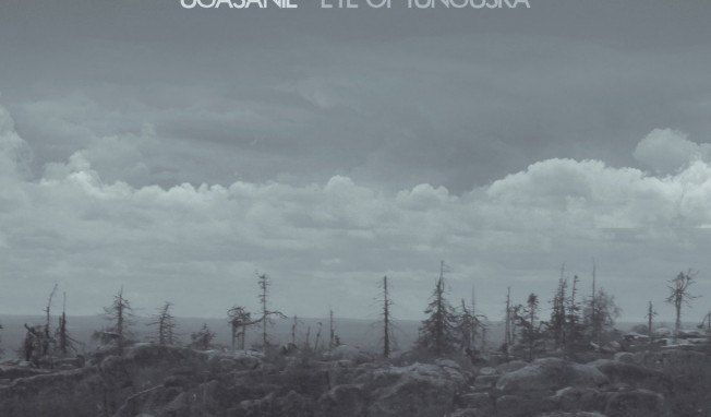 3rd Ugasanie album 'Eye of Tunguska' available for pre-order via Cryo Chamber
