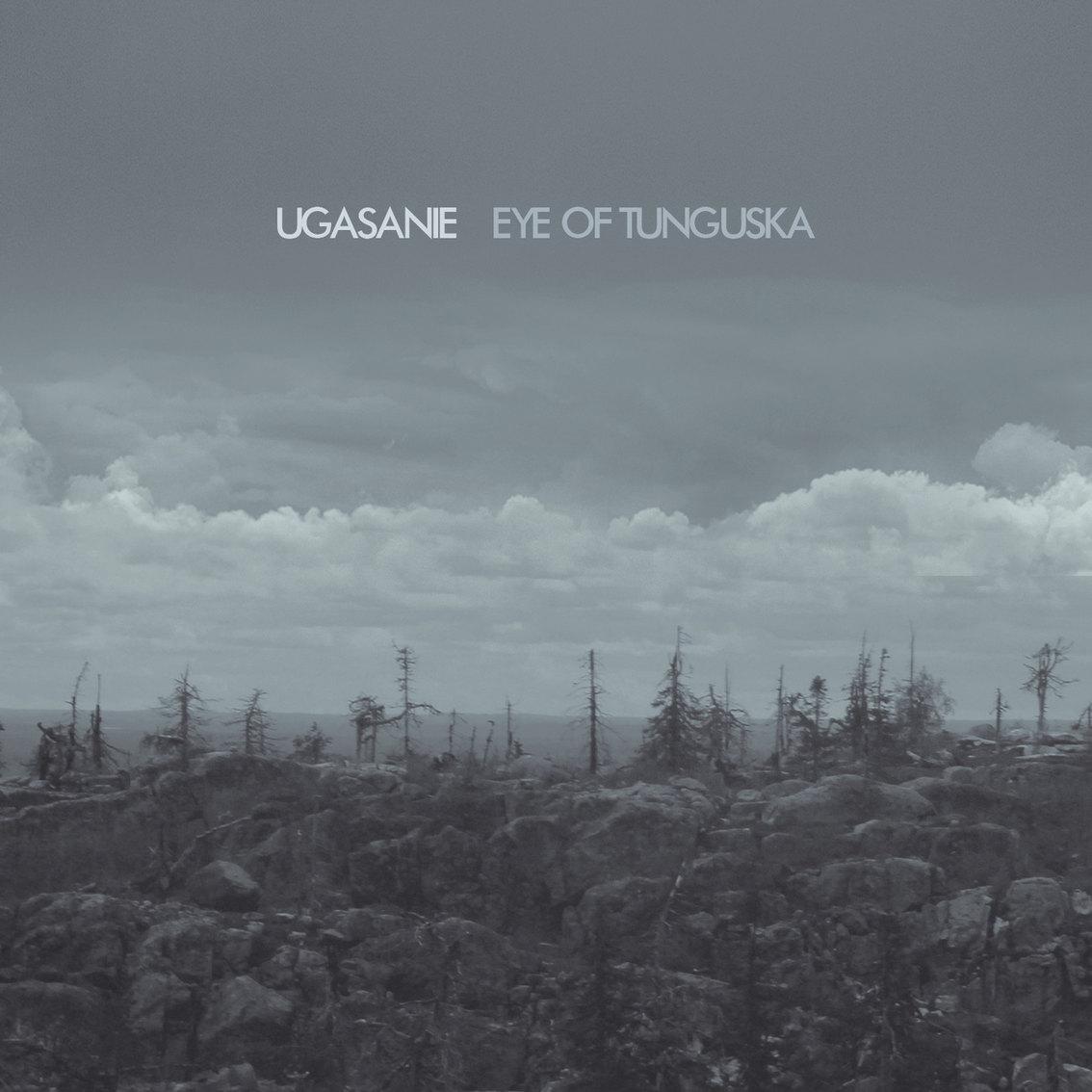 3rd Ugasanie album 'Eye of Tunguska' available for pre-order via Cryo Chamber