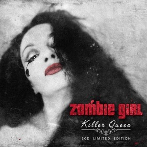 Alfa Matrix announces pre-order new Zombie Girl album'Killer Queen' in 3 formats + 25% discount on back catalogue material