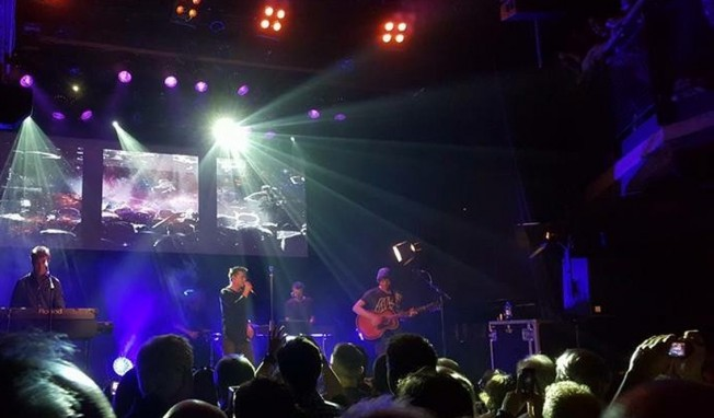 a-ha play 11-track setlist during release party at Union Scene in Drammen including 'Soft Rains of April'