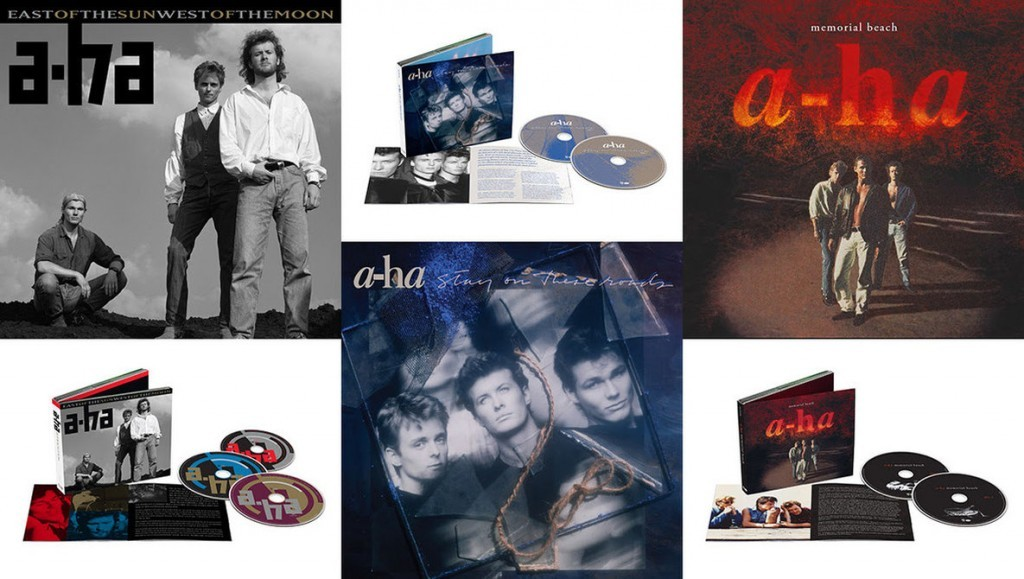 a-ha announces track list next 3 deluxe album sets including a release on DVD of the cult live recording'Live In South America'