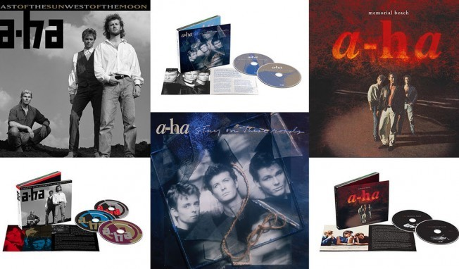 a-ha announces track list next 3 deluxe album sets including a release on DVD of the cult live recording 'Live In South America'