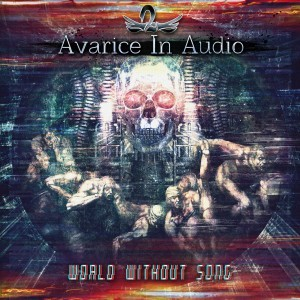 Avarice In Audio hits back with'World Without Song' download EP