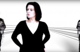 Celluloide launch brand new single and video for 'Le Baiser Géométrique' - watch now
