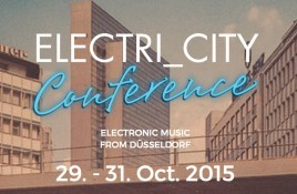 Metroland, OMD, Haven 17, ... to play at Düsseldorf's ELECTRI_CITY Conference in October