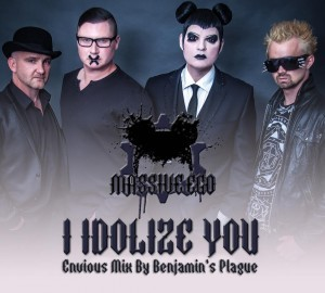 Download free exclusive track from Massive Ego:'I Idolize You (Envious Mix by Benjamin's Plague)' - exclusively via Side-Line