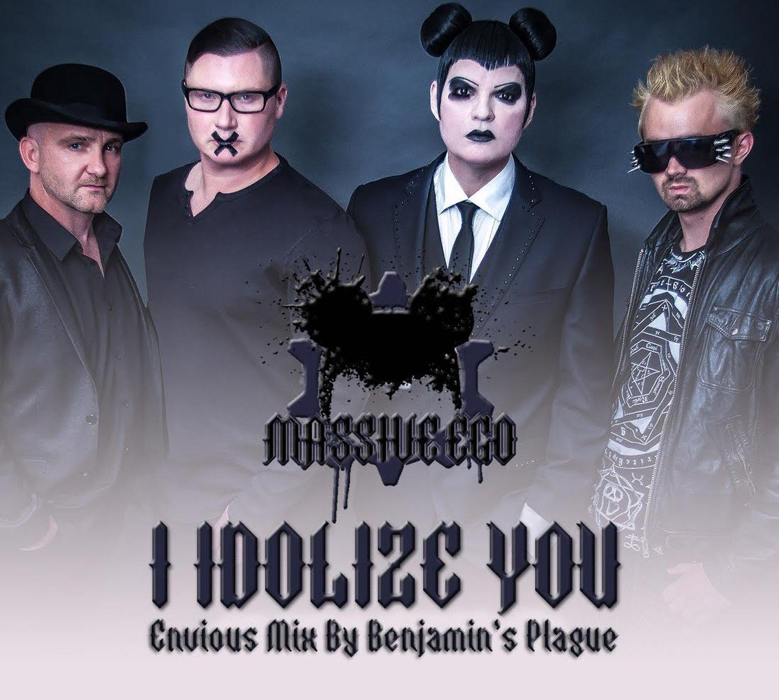Download free exclusive track from Massive Ego: 'I Idolize You (Envious Mix by Benjamin's Plague)' - exclusively via Side-Line