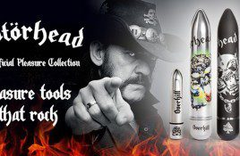 Motörhead sex toys line available now... bzzzzzzzzzz