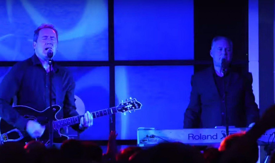 OMD releases new video for 'Genetic Engineering' taking from forthcoming 'Live at the Museum of Liverpool' CD/DVD/Deluxe Book