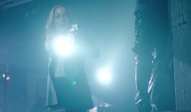 First new 'The X-files' promo trailer pops up online - watch it here