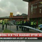 Rammstein fan goes nuts in Sweden's Trollhättan killing 2 people, injuring 2