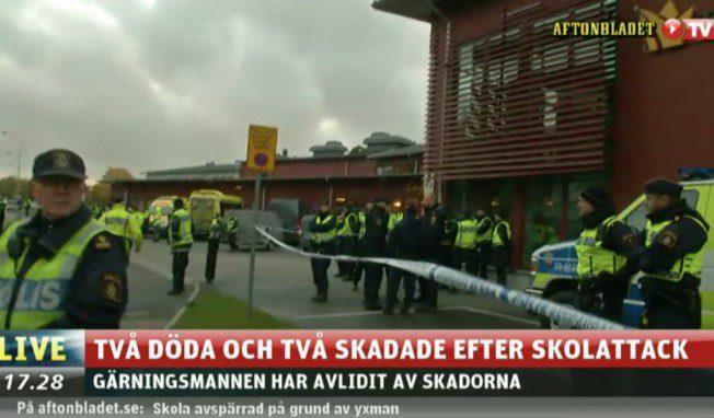 Rammstein fan goes nuts in Sweden's Trollhättan killing 2 people, injuring 2