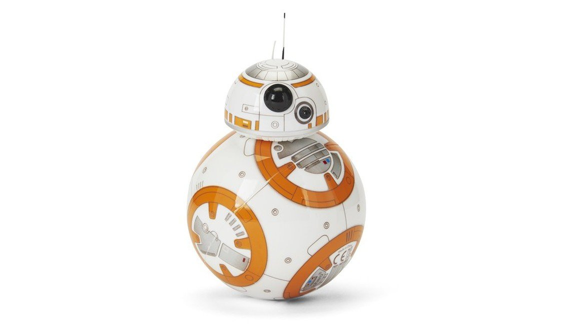 BB-8, the app-enabled Droid is available now - check it out