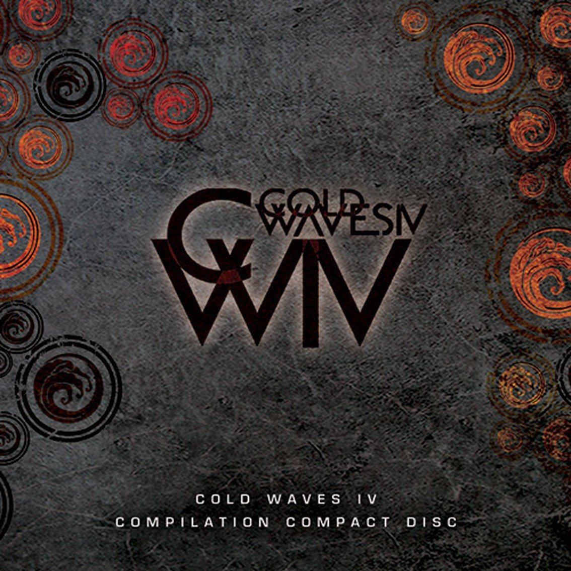Limited run 'Cold Waves IV' compilation available feat. exclusive tracks from from Pop Will Eat Itself, Lead Into Gold, Front Line Assembly, Cocksure, High-Functioning Flesh (remixed by Covenant) and more